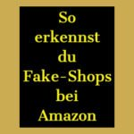 Fake-Handler bei Amazon erkennen