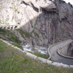 Alpentour mit dem Motorrad